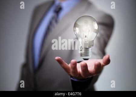 Geschäftsidee - Stockfoto