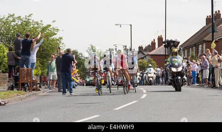 Tour de France 2014 Stage 2, Harrogate, Yorkshire