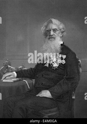 Samuel Finley Breese Morse, 1791-1872, ein amerikanischer Maler und Erfinder, - Stockfoto