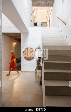 intensivierung der eine treppe stockfoto bild 96804642 alamy. Black Bedroom Furniture Sets. Home Design Ideas