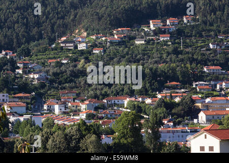 Landschaft, Arouca, Portugal, Europa - Stockfoto