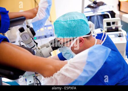 Präkanzeröse Zellen Behandlung des Gebärmutterhalses durch ...