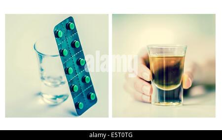 Alkohol Medikamente Entzug