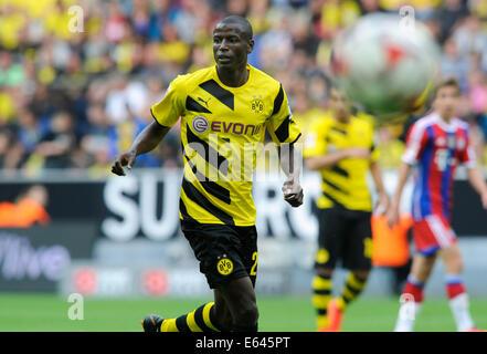 Dortmund, Deutschland. 13. August 2014. Fußball, Deutschland, Supercup, Signal-Iduna-Park Dortmund: Borussia Dortmund, - Stockfoto