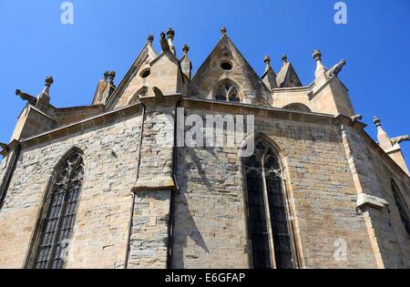 Das ist mirepoix plz seite liste. Mirepoix Kathedrale, formal die Cathédrale Saint-Maurice ...