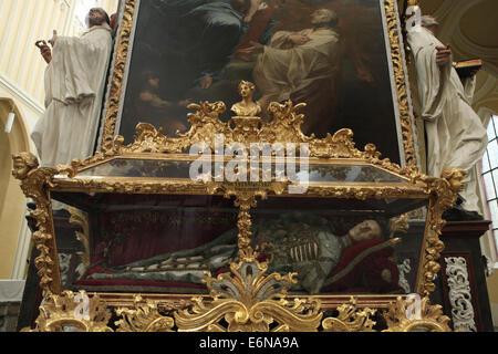 Reliquien Notre Dame