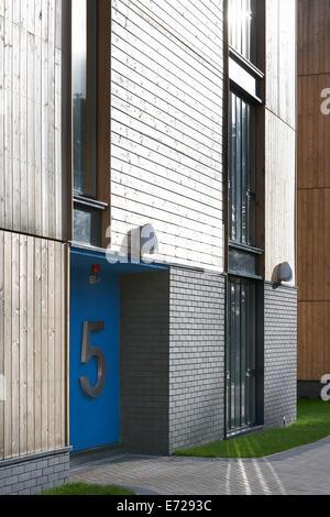 truro medizinische residenzen truro vereinigtes k nigreich architekt burwell deakins. Black Bedroom Furniture Sets. Home Design Ideas