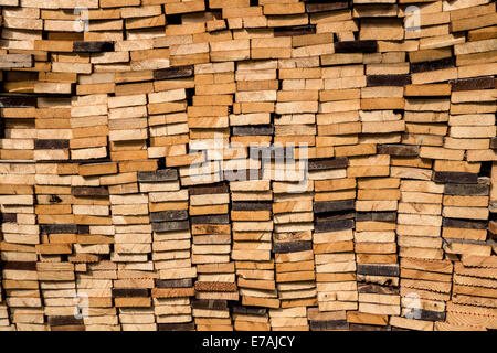Gestapelten Platten - Stockfoto