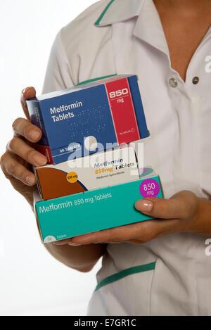 Medikamente gegen TypDiabetes | Diabetes Ratgeber