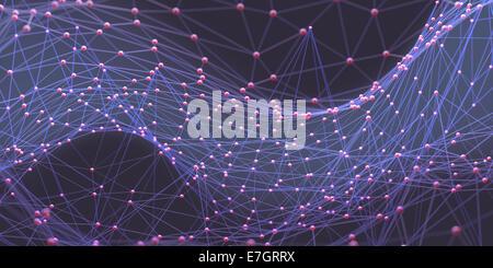 Zusammenfassung Hintergrund der Leitungen und Anschlüsse.