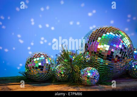 Schöne Weihnachten Komposition für zukünftige Karten und selebrations - Stockfoto