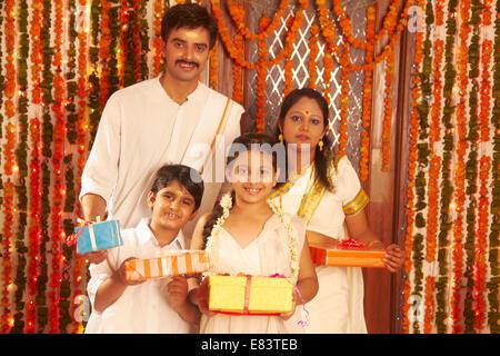 indische Diwali Festival - Stockfoto