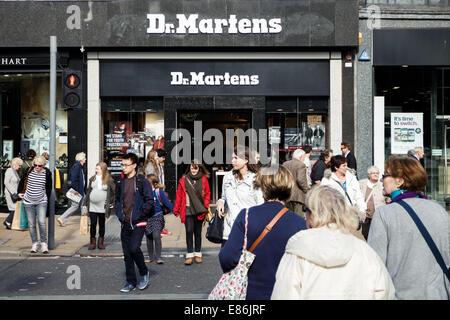 Shoe Shops On Princes Street