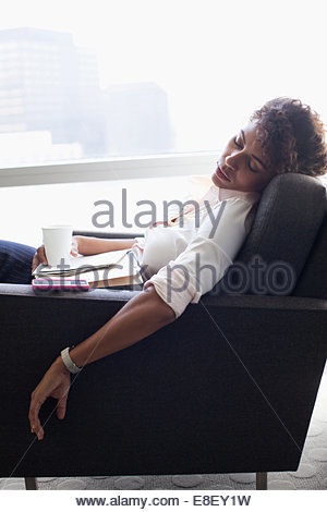 berarbeitete gesch ftsfrau stockfoto bild 60471452 alamy. Black Bedroom Furniture Sets. Home Design Ideas