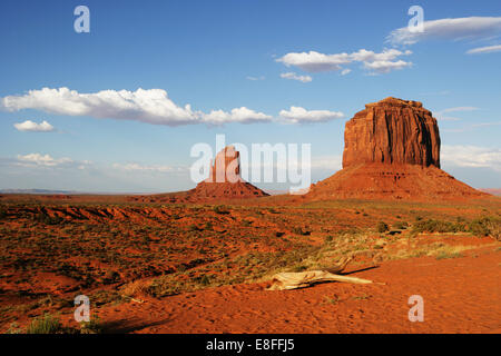 Monument Valley, Arizona, Amerika, USA - Stockfoto