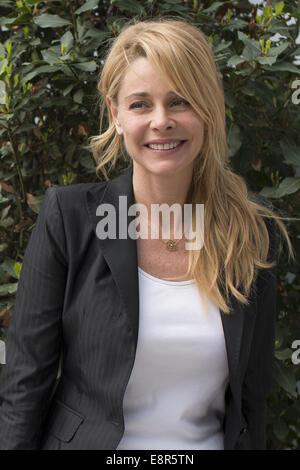 Spanische Schauspielerin Bei Feierabend