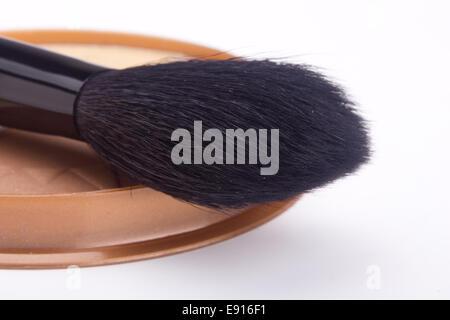 Schwarzen Pinsel - Stockfoto