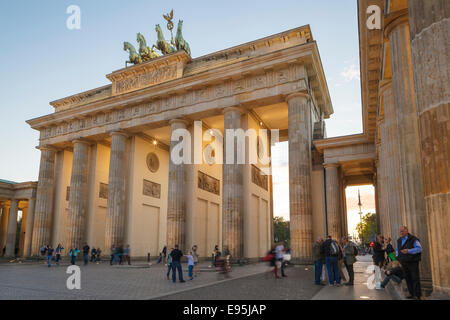 Brandenburger Tor, Berlin, Deutschland - Stockfoto
