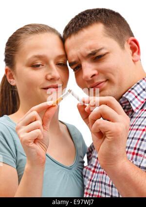 Aufhoren zu rauchen nase lauft