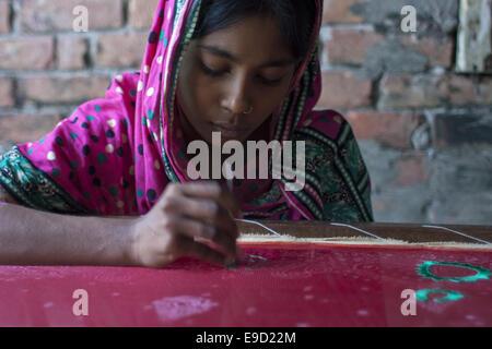 Sylhet Mädchen