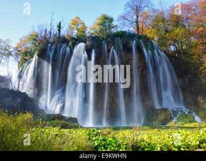 Nationalpark Plitvicer Seen, Kroatien - Stockfoto