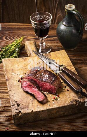 Steak - Stockfoto