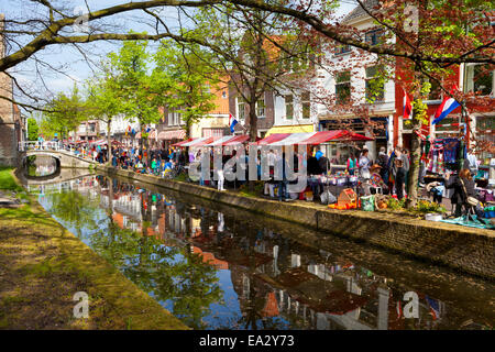 flohmarkt delft niederlande stockfoto bild 25290651 alamy. Black Bedroom Furniture Sets. Home Design Ideas