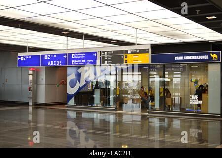 Flughafen Frankfurt Rauchen