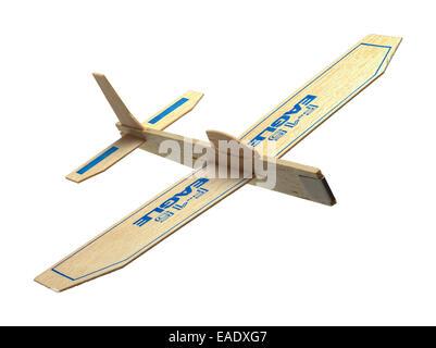 Balsa Holz Flugzeug Modellbausätze, Hobby und Freizeit