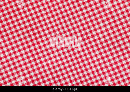 rot wei karierte picknick tischdecke stockfoto bild 43957638 alamy. Black Bedroom Furniture Sets. Home Design Ideas