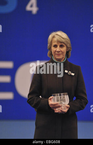 Birmingham, Vereinigtes Königreich. 30. November 2014. Birgitte Eva, Her Royal Highness The Duchess of Gloucester - Stockfoto