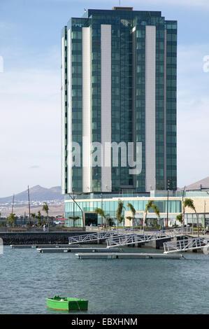 Gran Hotel in Arrecife, Lanzarote - Stockfoto