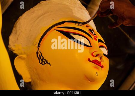 indische Gott Statue niemand - Stockfoto
