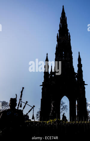 Edinburgh - Stockfoto