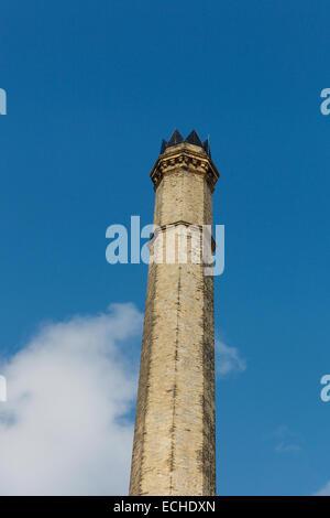 Halifax, West Yorkshire, Dean Clough Mills - Stockfoto
