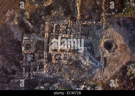 (141216)--JERUSALEM, 16. Dezember 2014 (Xinhua)--Handout Foto von Israel Antiquities Authority veröffentlicht am - Stockfoto