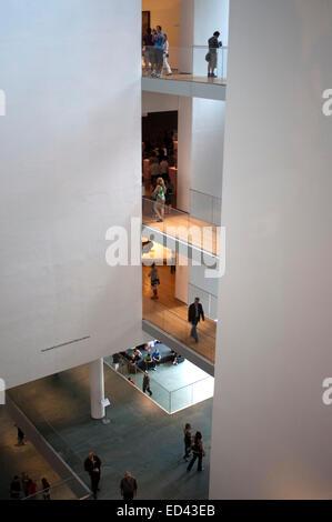 Museum of Modern Art (MOMA). 11 West 53rd Street Telefon 212-708-9400 (Mi - Mo 10:30-17:30 / di geschlossen / Fr - Stockfoto