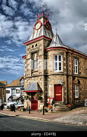 Marazion in Cornwall - Stockfoto