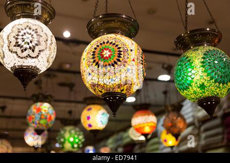 T rkische lampen im fenster der beleuchtung und geschenk for Lampen im fenster