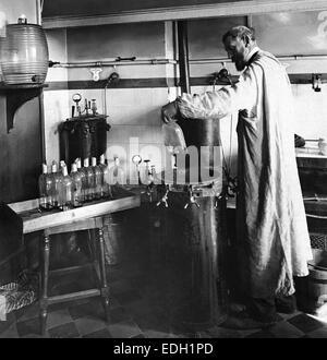 Chemiker Louis Pasteur, Frankreich - Stockfoto