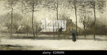 Winterlandschaft, Willem Maris, c. 1875 - Stockfoto