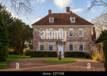 Arundells - die Heimat von Sir Edward Heath - Premierminister des Vereinigten Königreichs von Juni 1970 bis Februar - Stockfoto