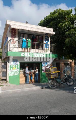 Dominikanische Republik, Südwesten, Bei Boca de Nigua - Stockfoto