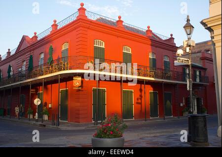 French Quarter, New Orleans, Louisiana - Stockfoto