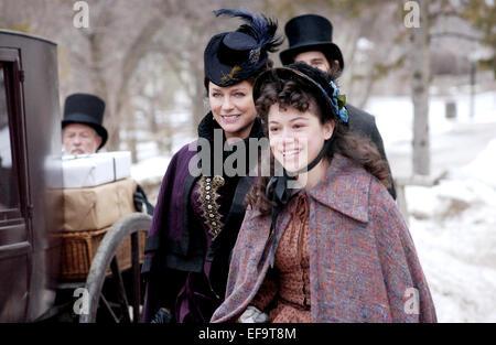 JACQUELINE BISSET, TATIANA MASLANY, einem ALTMODISCHEN THANKSGIVING, 2008 - Stockfoto