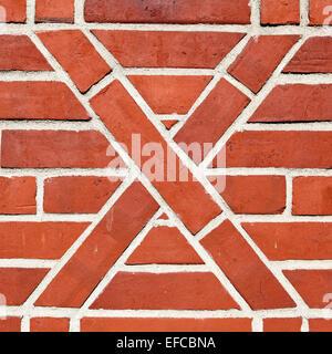 Künstlerische Mauerwerk werden als Hintergrund verwendet - Stockfoto