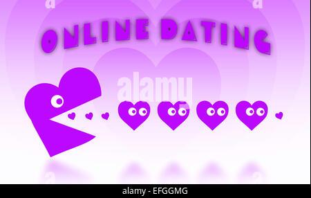 Online-Dating-Jäger