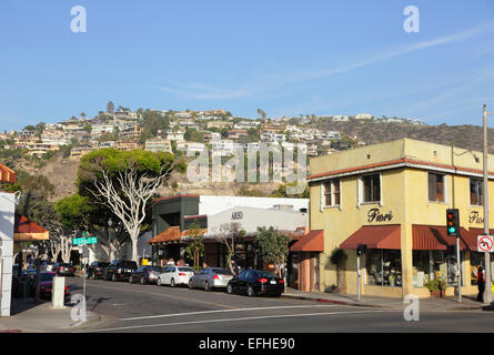 Laguna Beach, Kalifornien, USA - Stockfoto