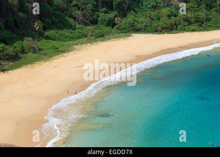 Brasilien, Fernando De Noronha, Fernando de Noronha Marine National Park, Sancho Bay - Stockfoto