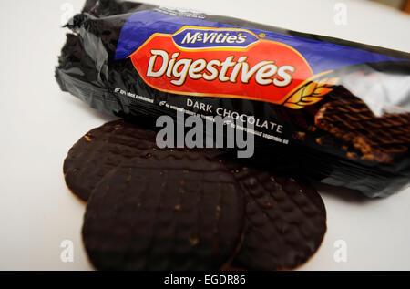 Schokolade Magenbitter - Stockfoto